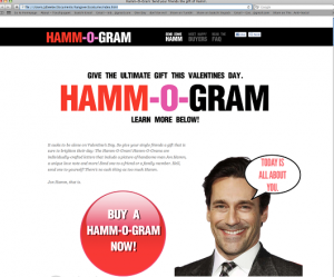 Hamm-o-gram