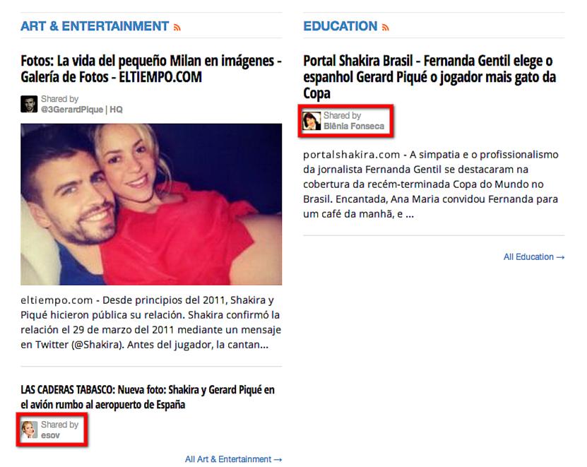 Fan mentions PIqué