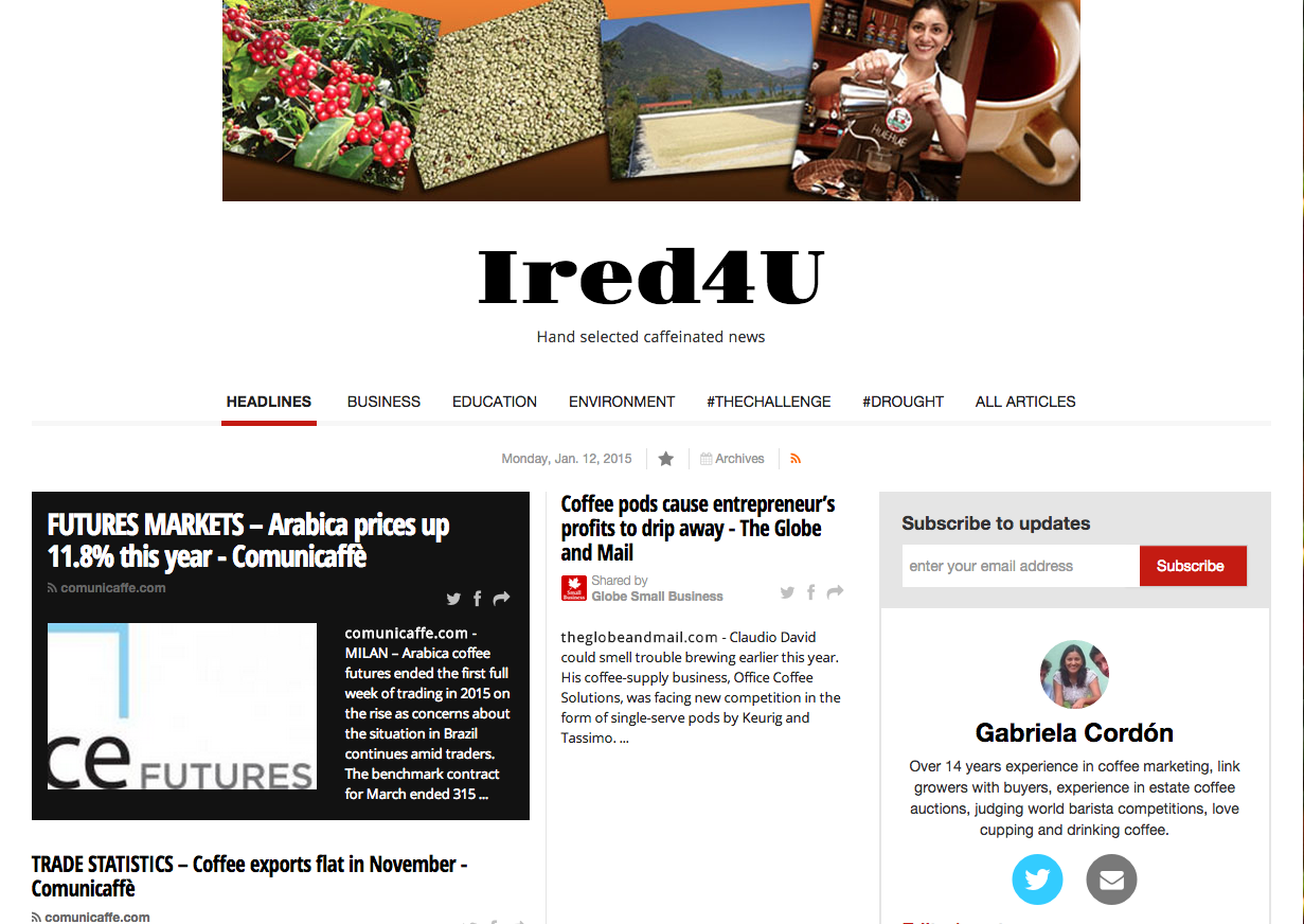 Ired4U screenshot