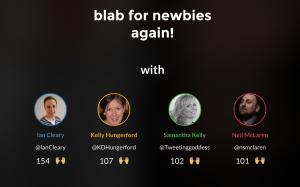 Blab for Newbies