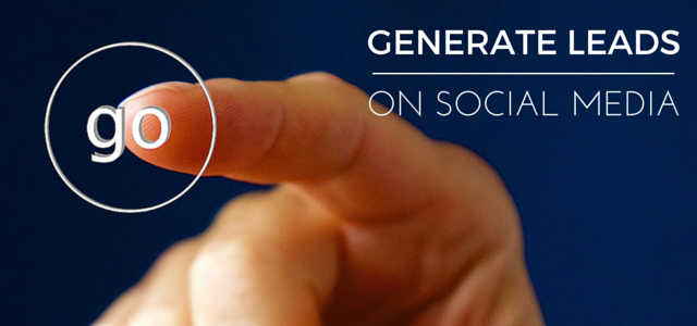How To Generate Leads From Social Media