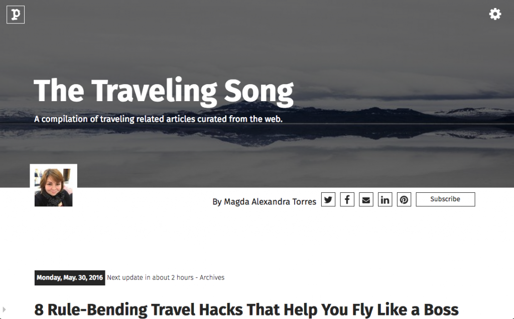TravelingSong